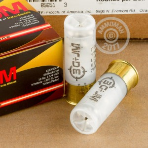 Great ammo for shooting clays, target shooting, these Fiocchi rounds are for sale now at AmmoMan.com.