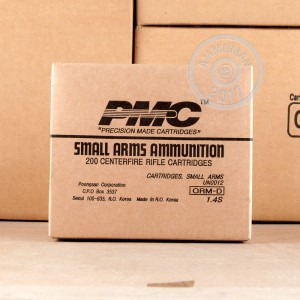 Picture of 308 WIN PMC BRONZE HUNTING 150 GRAIN PSP (800 ROUNDS)