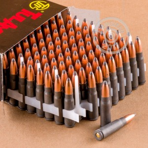Picture of 7.62X39 TULA 154 GRAIN SOFT POINT (100 ROUNDS)
