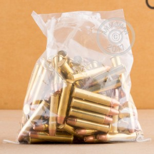 Picture of 22 WMR MIXED BRASS AND NICKEL PLATED (100 ROUNDS)