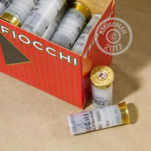 "Picture of 12 GAUGE FIOCCHI TARGET SHOOTING DYNAMICS 2-3/4"" #7.5 SHOT (25 ROUNDS)"