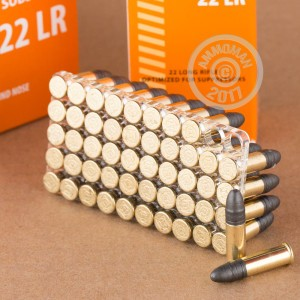 Picture of 22 LR GEMTECH SUBSONIC 42 GRAIN LRN (500 ROUNDS)