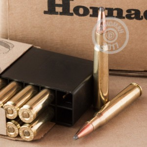 Picture of 30-06 SPRINGFIELD HORNADY 165 GRAIN SP (20 ROUNDS)