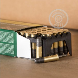 Picture of .22 LR SELLIER & BELLOT HIGH VELOCITY 38 GRAIN HP (5000 ROUNDS)