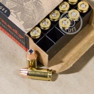 Picture of 9MM LUGER HORNADY CUSTOM XTP 115 GRAIN JHP (25 ROUNDS)