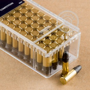 Picture of .22 LR CCI GREEN TAG 40 GRAIN LRN (100 ROUNDS)