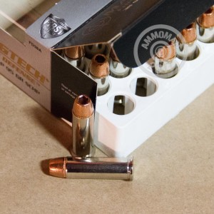 Picture of .38 SPECIAL +P MAGTECH FIRST DEFENSE 95 GRAIN SCHP (20 ROUNDS)