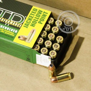 Picture of 9MM LUGER +P REMINGTON HTP 115 GRAIN JHP (50 ROUNDS)