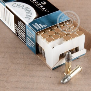 Picture of 22 LR Federal Can Cooler Combo 40 Grain LRN (100 ROUNDS)