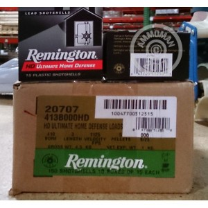 "Picture of 410  GAUGE REMINGTON ULTIMATE HOME DEFENSE 3"" 000 BUCKSHOT  (15 ROUNDS)"
