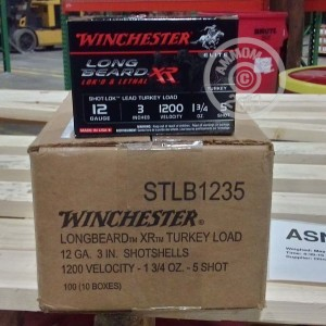 "Picture of 12 GAUGE WINCHESTER LONG BEARD XR 3"" #5 SHOT (10 ROUNDS)"