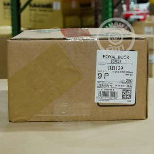 "Picture of 12 GAUGE RIO ROYAL 2-3/4"" 00 BUCK (5 SHELLS)"