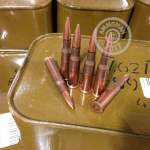 Picture of 7.62X54R RUSSIAN SURPLUS 148 GRAIN FMJ (440 ROUNDS)