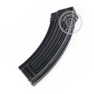 Photo detailing the 7.62x39MM AK-47 MAGAZINES - YUGOSLAVIAN SURPLUS - 30 ROUND STEEL MAGAZINE for sale at AmmoMan.com.