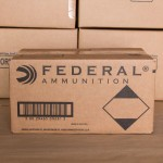 Image of 40 S&W Ammo - 1000 Rounds of 165 Grain FMJ Federal American Eagle with Free Shipping at AmmoMan.com
