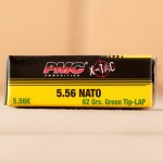 Image of 5.56 NATO Ammo at AmmoMan.com - PMC X-TAC M855 62 Grain FMJ - 1000 Rounds