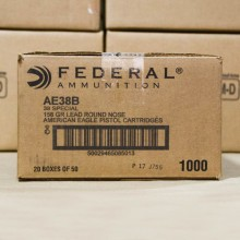 38 SPECIAL FEDERAL 158 GRAIN LRN (50 ROUNDS)