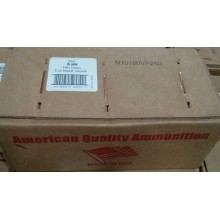 10MM AUTO AMERICAN QUALITY AMMUNITION 180 GRAIN FMJ (250 ROUNDS)