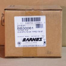 30-06 SPRINGFIELD BARNES VOR-TX 150 GRAIN TSX (20 ROUNDS)