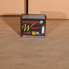 .38 SPECIAL WINCHESTER TRAIN & DEFEND 130 GRAIN JHP (20 ROUNDS)