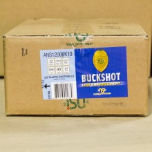 "12 GAUGE NOBELSPORT LE 2-3/4"" 00 BUCK (250 SHELLS)"