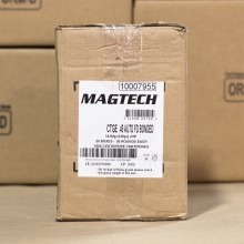 45 ACP MAGTECH FIRST DEFENSE 230 GRAIN JHP BONDED (1000 ROUNDS)