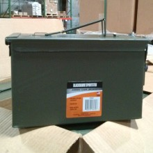 NEW 50 CALIBER MIL-SPEC AMMO CAN (1 CAN)