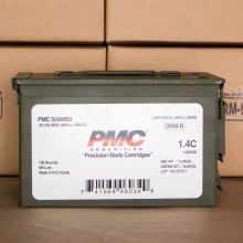 .50 BMG PMC BRONZE 660 GRAIN FMJ-BT (100 ROUNDS)