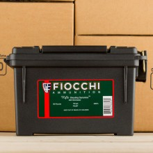 .308 WIN FIOCCHI 150 GRAIN FMJ (180 ROUNDS IN AMMOCAN)