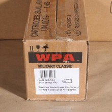 WOLF 5.45X39 FMJ 60 GRAIN FMJ (750 ROUNDS)