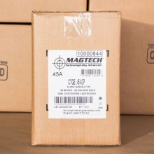 45 ACP MAGTECH 230 GRAIN METAL CASE #45A (1000 ROUNDS)