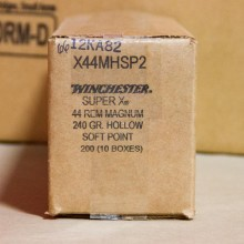 44 MAGNUM WINCHESTER 240 GRAIN HSP (20 ROUNDS)