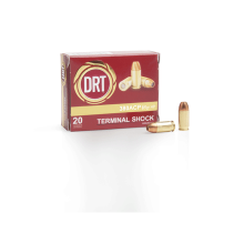 380 AUTO DRT LEAD FREE FRAGMENTING AMMO 85 GRAIN HP (20 ROUNDS)