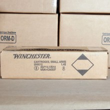 9MM LUGER WINCHESTER 115 GRAIN FMJ (500 ROUNDS)