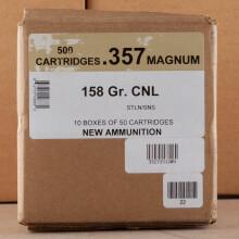357 MAGNUM BLACK HILLS COWBOY 158 GRAIN CNL (50 ROUNDS)