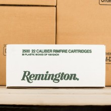 22 LR REMINGTON GOLDEN BULLET 40 GRAIN CPRN (100 ROUNDS)