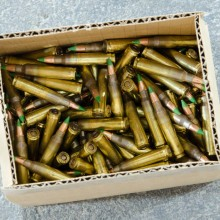 5.56 NATO LAKE CITY 62 GRAIN FULL METAL JACKET (250 ROUNDS)