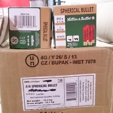 ".410 BORE SELLIER & BELLOT 2-1/2"" 000 BUCK (500 ROUNDS)"