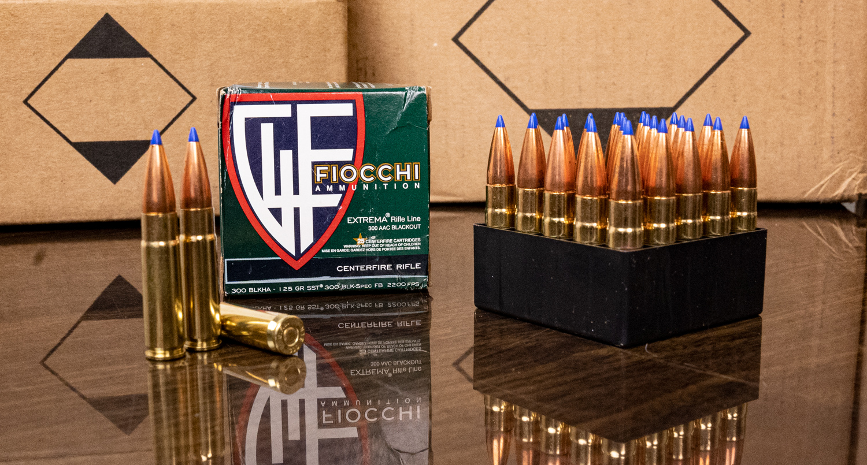 bulk Fiocchi ammo for sale at Ammoman.com