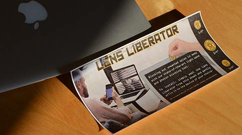 AmmoMan.com's Lens Liberator - Personal Security Tool