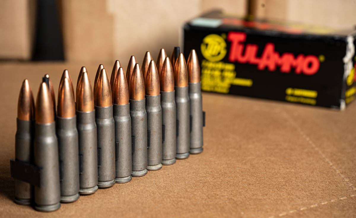 Tula ammo boxes