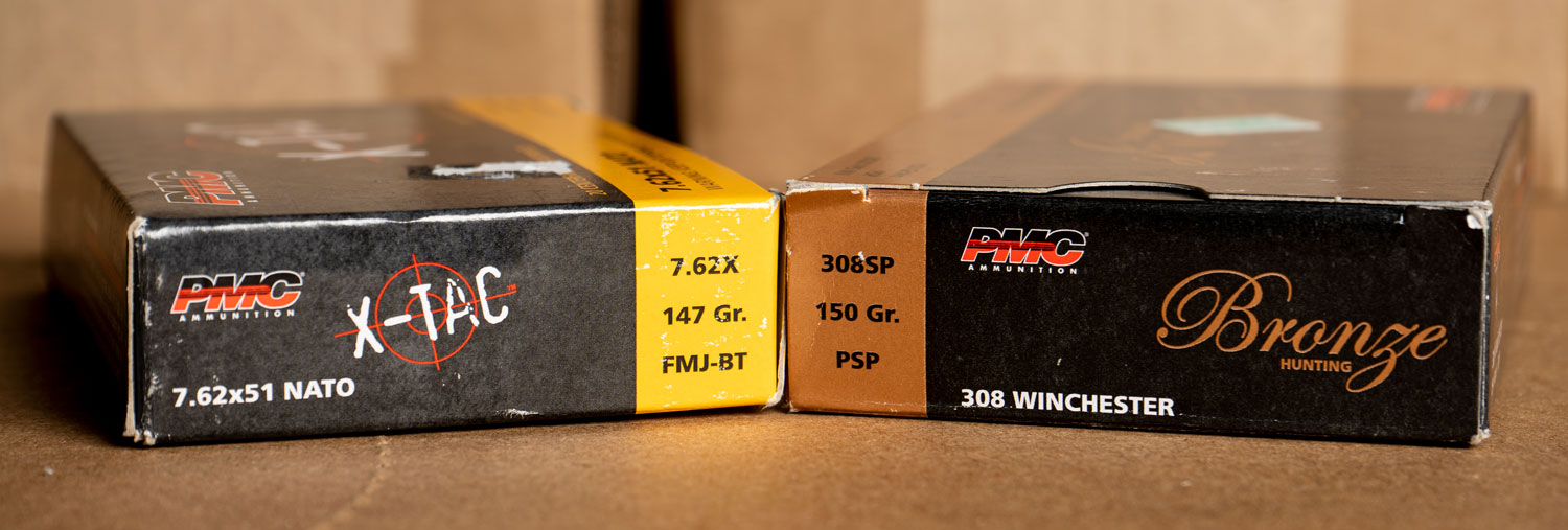 PMC ammo boxes