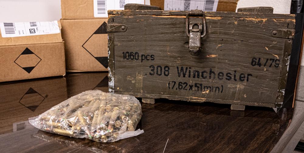 Bulk military surplus ammo in-stock