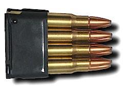 M1 Garand - 30-06 ammo clip