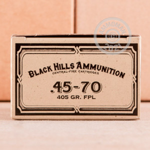 Image of 45-70 Government rifle ammunition at AmmoMan.com.