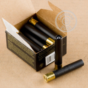 Image showing the Remington shotgun ammo that's ideal for home protection, hunting or home defense.