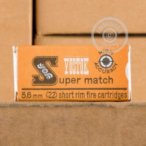 ammo made by VOSTOK in-stock now at AmmoMan.com.