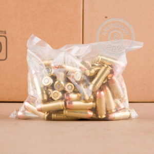A photograph detailing the 10mm ammo with Unknown bullets made by Mixed.