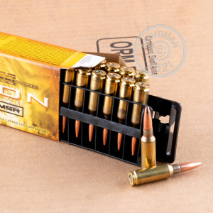 A photo of a box of Federal ammo in 6.5 Grendel.