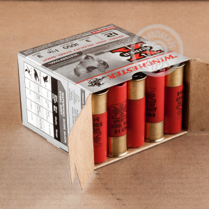 rounds ideal for hunting waterfowl.